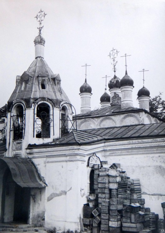 Церковь Николая Чудотворца, Сидоровское