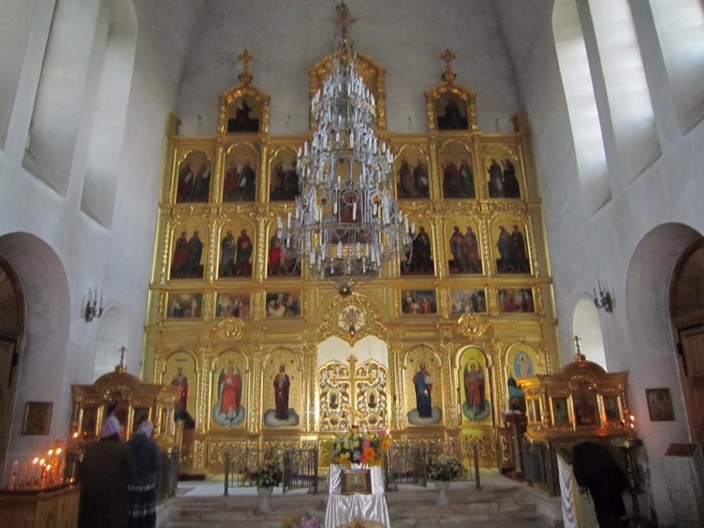 Церковь Спаса Преображения, Бужарово