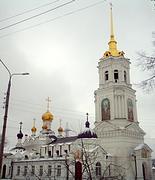 Ленинский район. Спаса Преображения в Карповке, церковь
