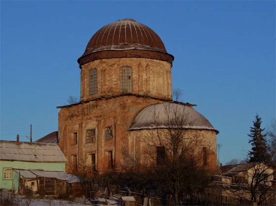 Церковь Георгия Победоносца, Мценск