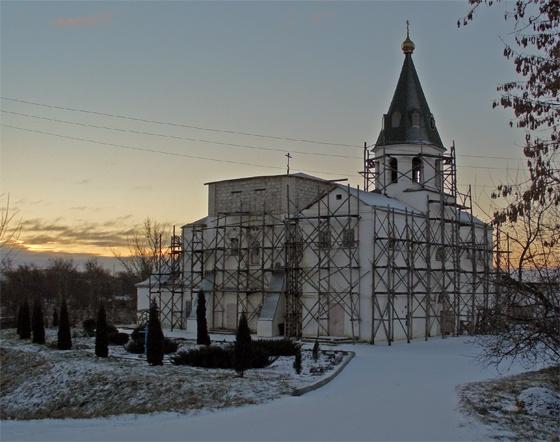 Церковь Вознесения Господня, Мценск