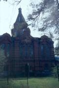 Евлево. Александро-Мариинский монастырь. Церковь Вознесения Господня (Воздвижения Креста Господня?)