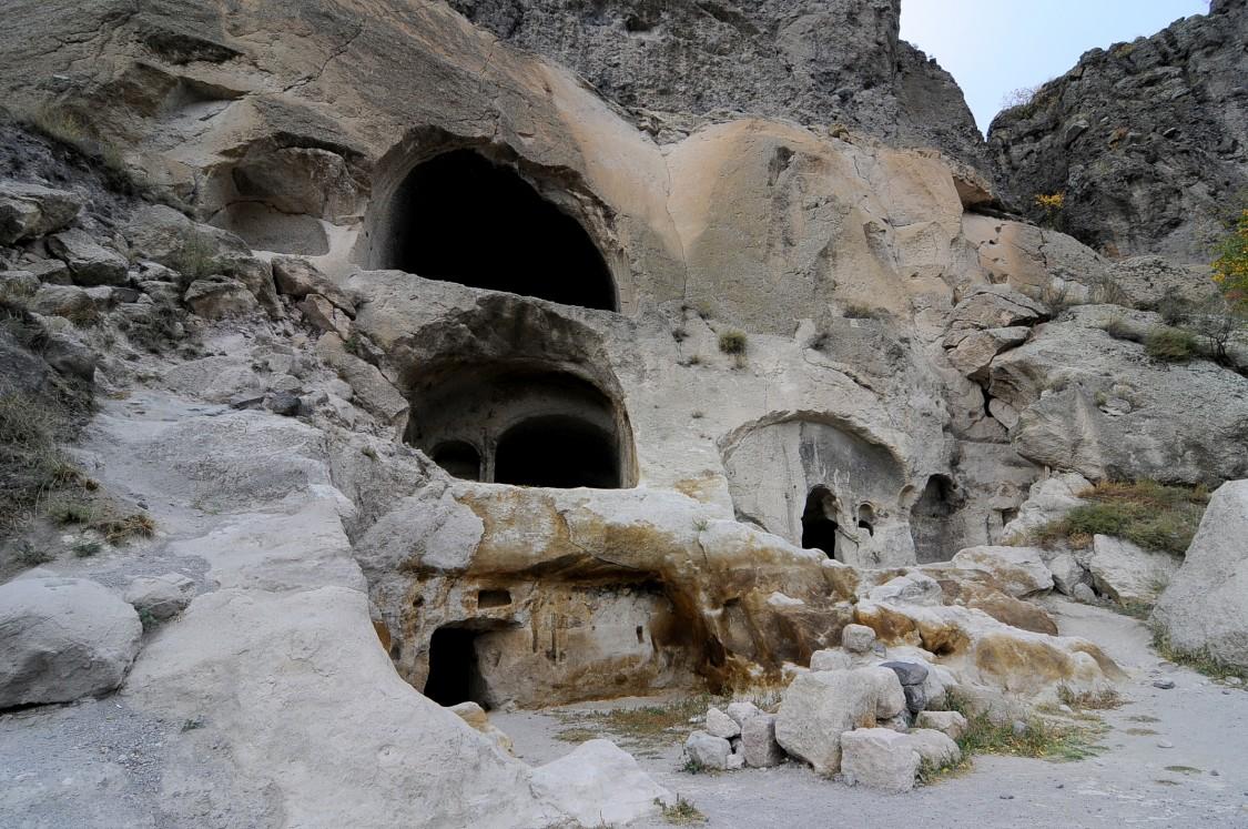 Монастырь Успения Пресвятой Богородицы, Вардзиа