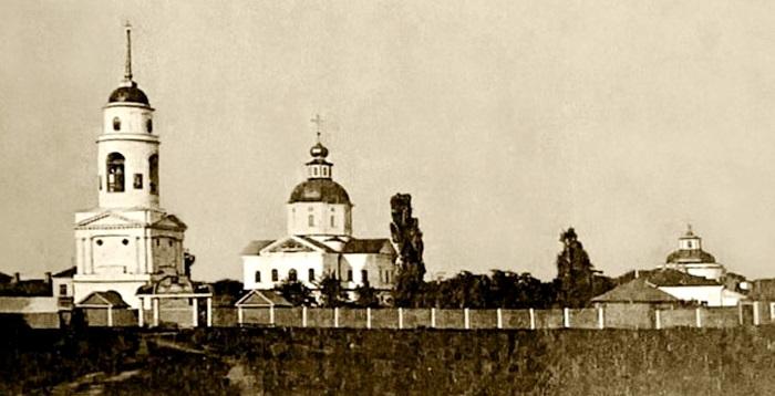 Самарский Николаевский монастырь, Новомосковск