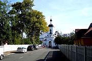 Полоцк. Спасо-Евфросиниевский женский монастырь. Надвратная колокольня
