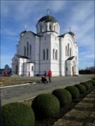 Полоцк. Спасо-Евфросиниевский женский монастырь. Собор Воздвижения Креста Господня