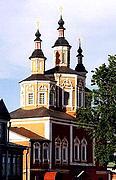 Свенский Успенский монастырь. Церковь Сретения Господня - Супонево - Брянский район - Брянская область