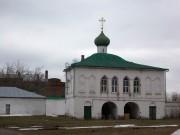 Макариев-Унженский женский монастырь. Церковь Николая Чудотворца - Макарьев - Макарьевский район - Костромская область