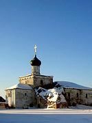 Макариев-Унженский женский монастырь. Церковь Благовещения Пресвятой Богородицы - Макарьев - Макарьевский район - Костромская область