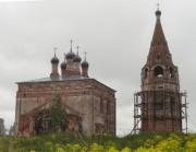 Церковь Воскресения Словущего - Дубенское - Вадский район - Нижегородская область
