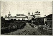 Корнильево-Комельский монастырь - Корнильево - Грязовецкий район - Вологодская область