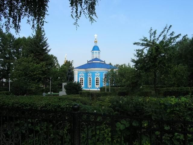 Нижегородская область, Арзамасский район и г. Арзамас, Арзамас. Церковь иконы Божией Матери
