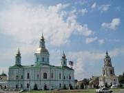 Кафедральный собор Покрова Пресвятой Богородицы - Ахтырка - Ахтырский район - Украина, Сумская область