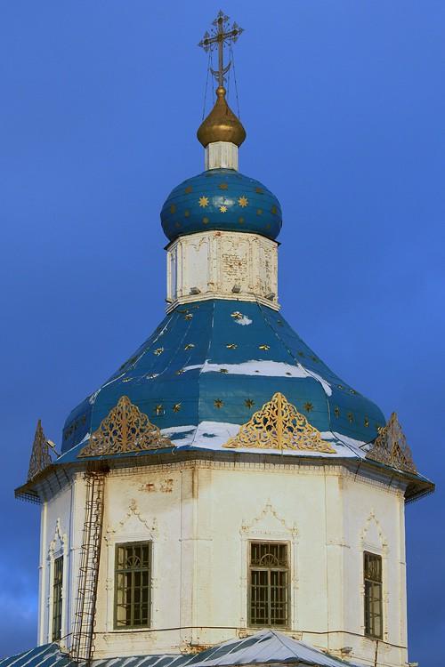 Церковь Успения Пресвятой Богородицы, Чебоксары