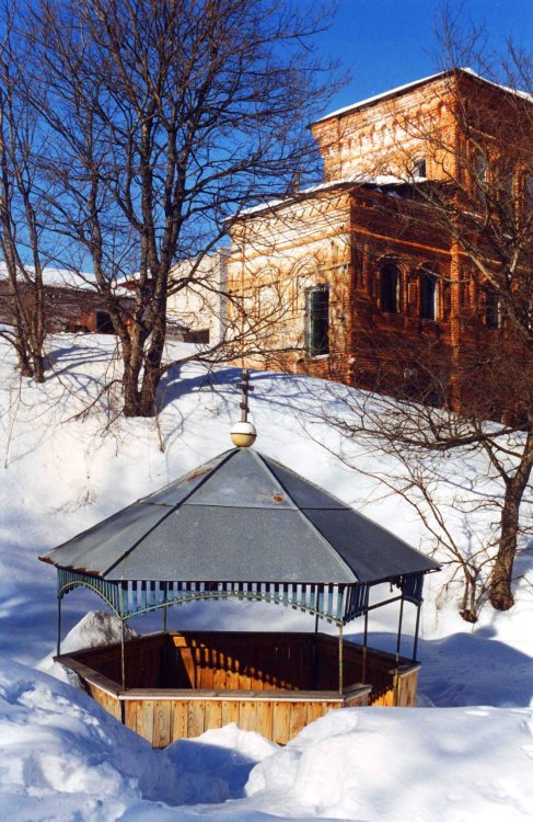 Оранский Богородицкий мужской монастырь, Оранки