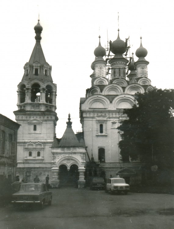 Благовещенский мужской монастырь. Собор Благовещения Пресвятой Богородицы, Муром