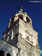 Муром. Троицкий женский монастырь. Церковь Казанской иконы Божией Матери надвратная