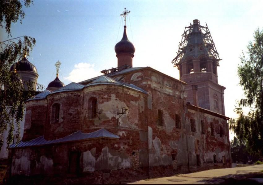 Спасский мужской монастырь. Церковь Покрова Пресвятой Богородицы, Муром