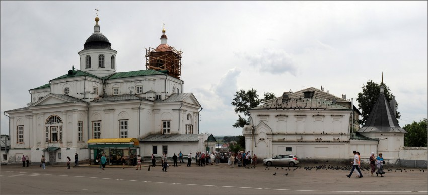 Николаевский женский монастырь, Арзамас