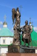 Троицкий мужской монастырь - Чебоксары - Чебоксары, город - Республика Чувашия