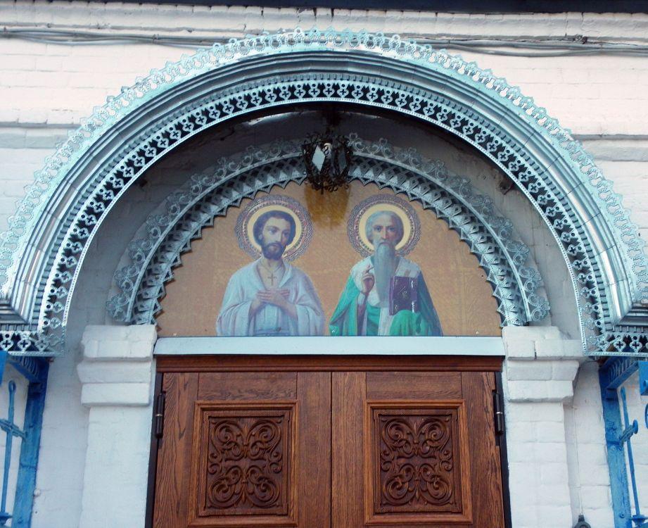 Кафедральный собор Введения во храм Пресвятой Богородицы, Чебоксары