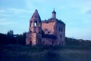 Лужки. Троицы Живоначальной, церковь