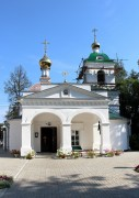 Церковь Тихвинской иконы Божией Матери - Йошкар-Ола - Йошкар-Ола, город - Республика Марий Эл