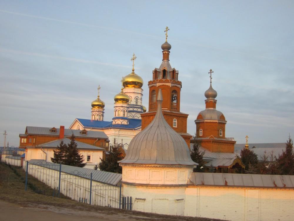 Тихвинский Богородицкий женский монастырь, Цивильск