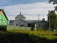Церковь Покрова Пресвятой Богородицы - Красное - Выгоничский район - Брянская область