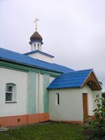 Церковь Покрова Пресвятой Богородицы - Кокино - Выгоничский район - Брянская область