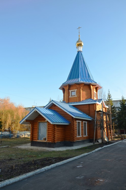 Церковь Владимирской иконы Божией Матери в Отрадном, Брянск