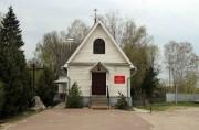 Церковь Георгия Победоносца при Центральном кладбище - Брянск - Брянск, город - Брянская область