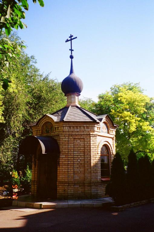 Успенский Николо-Васильевский монастырь, Никольское
