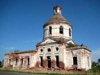 Церковь Казанской иконы Божией Матери - Замятино - Арзамасский район и г. Арзамас - Нижегородская область