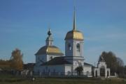 Церковь Рождества Христова - Рождественский Майдан - Арзамасский район и г. Арзамас - Нижегородская область