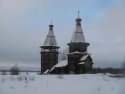 Церковь Варвары великомученицы (старая) - Яндомозеро - Медвежьегорский район - Республика Карелия