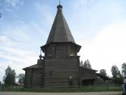Церковь Димитрия Солунского - Верхняя Уфтюга - Красноборский район - Архангельская область