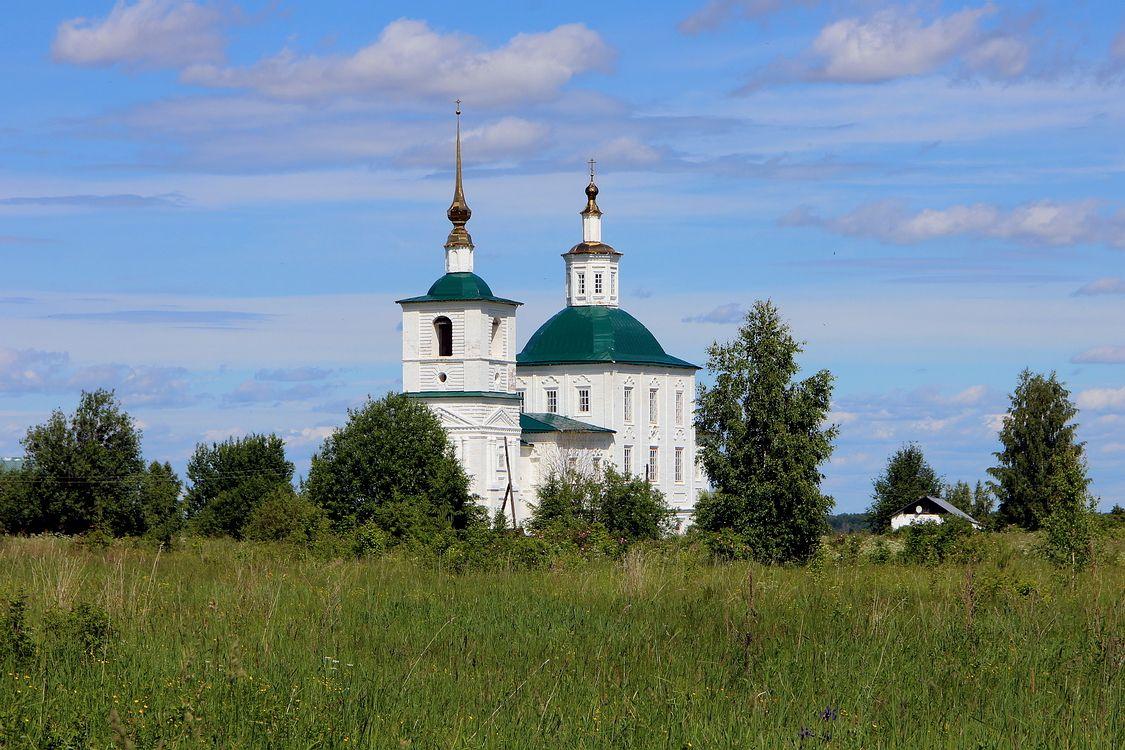 Церковь Николая Чудотворца, Гагарки