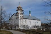 Суздаль. Покровский женский монастырь. Церковь Зачатия Анны