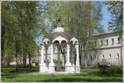 Спасо-Евфимиевский монастырь. Киворий - Суздаль - Суздальский район - Владимирская область