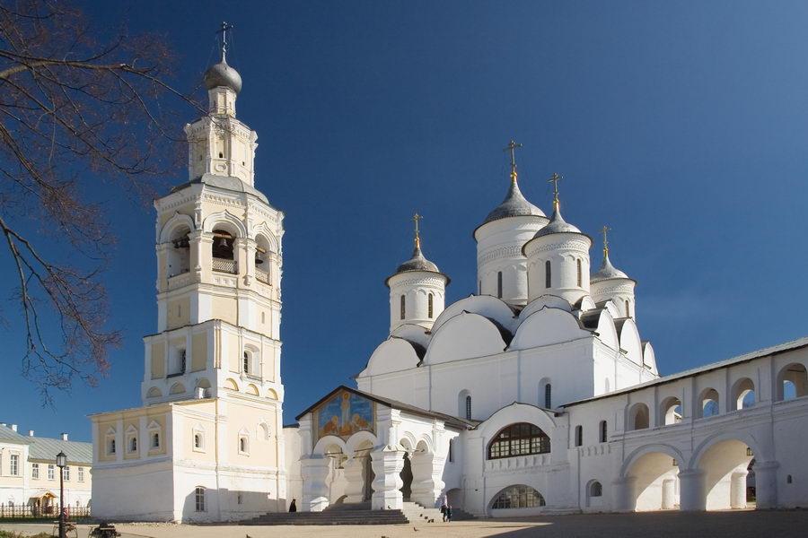 Спасо-Прилуцкий мужской монастырь. Собор Спаса Преображения, Прилуки