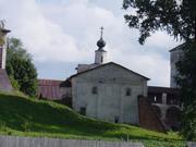 Кириллов. Кирилло-Белозерский монастырь. Церковь Сергия Радонежского