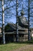 Кириллов. Кирилло-Белозерский монастырь. Церковь Ризоположения из села Бородавы