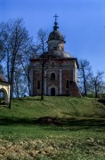 Кирилло-Белозерский монастырь. Церковь Иоанна Предтечи - Кириллов - Кирилловский район - Вологодская область