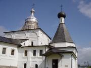 Ферапонтово. Ферапонтов монастырь. Собор Рождества Пресвятой Богородицы