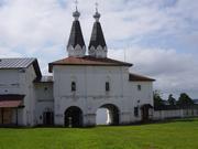 Ферапонтово. Ферапонтов монастырь. Церкви Богоявления Господня и Ферапонта