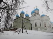 Ножкино. Покровский Авраамиево-Городецкий монастырь. Собор иконы Божией Матери