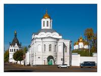 Кострома. Богоявленско-Анастасьинский женский монастырь. Церковь Смоленской иконы Божией Матери