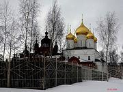 Богоявленско-Анастасьинский женский монастырь. Собор Богоявления Господня - Кострома - Кострома, город - Костромская область