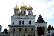Кострома. Троицкий Ипатьевский монастырь. Собор Троицы Живоначальной